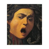 Medusa Posters by  Caravaggio