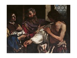 Return of the Prodigal Son Posters by  il Guercino
