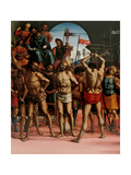 Flagellation Prints by Luca Signorelli