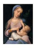 Madonna Campori (Madonna and Child) Posters by  Correggio