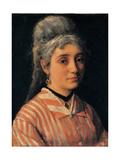 Portrait of a Woman Giclee Print by Demetrio Cosola