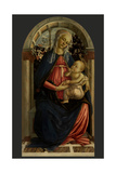 Virgin and Child (Madonna of the Roses) Posters by Sandro Botticelli