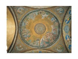 Cupola of Moses' Stories, 13th c. Mosaics of St. Mark's Basilica, Venice, Italy Posters