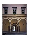 Palazzo Del Monte, Antonio da Sangallo the Elder, 1518-1534. Montepulciano, Italy Prints by Antonio da Sangallo the Elder