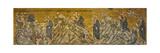 Prayer of Jesus Christ in the Garden. The Nave. St. Mark's Basilica, Venice, Italy 10th c. Prints