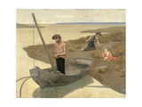 Poor Fisherman Art by Pierre Puvis de Chavannes