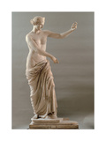 Aphrodite of Capua, 2nd c. B.C. National Archaeological Museum, Naples, Italy Giclee Print