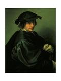 Portrait of Galeazzo Campi, Antonio Campi, 16th c. Art by Antonio Campi