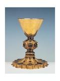 Chalice of Nicholas IV Prints by Guccio di Mannaia