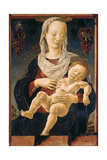 Madonna with Sleeping Child (Madonna of the Zodiac) Posters by Cosimo Tura