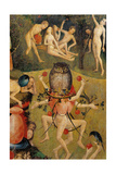 Garden of Earthly Delights,(Martyrs & Angels) by Hieronymus Bosch, c. 1503-04. Prado. Detail. Prints by Hieronymus Bosch