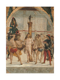 Flagellation Giclee Print by Luca Signorelli