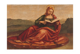 St. Catherine of Alexandria Prints by Luca Signorelli