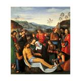 Pieta Posters by Perugino Vannucci