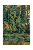 Towards the Autumn Prints by Ivan Ivanovitch Shishkin