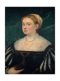 Portrait of a Lady Posters by  Tintoretto