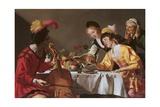 Konzert Kunst von Gerrit Van Honthorst