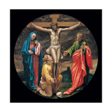 Mysteries of the Rosary, The Crucifixion Giclee Print by Vincenzo Campi