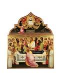 Death of the Virgin Print by Niccolo di Pietro