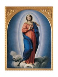 Immaculate Conception Posters by  Giovanni Battista Salvi da Sassoferrato