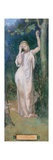 Memory, town house of Madame Vignon History Prints by Pierre Puvis de Chavannes