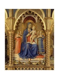 Perugia Triptych - Polyptych of St. Dominic Posters by  Beato Angelico