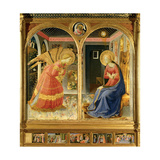 Montecarlo Altarpiece Prints by  Beato Angelico
