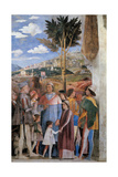 Meeting Prints by Andrea Mantegna