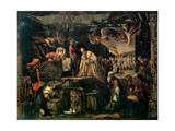 Adoration of the Magi Posters by  Tintoretto