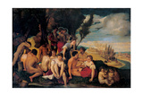 Bacchanal Posters by Dosso Dossi