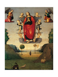 Assumption of Mary Magdalene Prints by  Magdalene Master