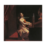 St. Cecilia Prints by Ludovico Carracci