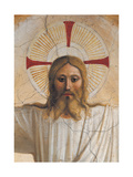 Transfiguration, detail of Jesus Christ Giclee Print by  Beato Angelico