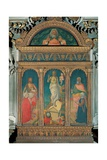 Altarpiece of the Melzi Family Prints by  Bergognone