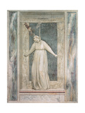 Virtues and Vices, Despair Prints by  Giotto di Bondone