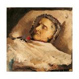 Head of a Dead Lady Art by Mos Bianchi