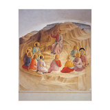 Sermon on the Mount Prints by  Beato Angelico