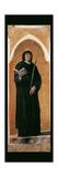 San Luca Altarpiece, (Scolastica) Prints by Andrea Mantegna