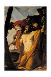 Martyrdom of St. Andrew Kunstdrucke von Giovanni Maria Viani