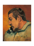 Self Portrait Posters by Paul Gauguin