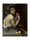Sick Bacchus Prints by  Caravaggio