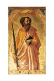 Pisa Polyptych Prints by  Masaccio