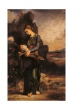 Orpheus Prints by Gustave Moreau