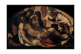 Pieta Print by  Tintoretto
