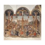 Crucifixion Posters by Giovanni Donato da Montorfano