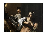 Seven Works of Mercy Posters by  Caravaggio