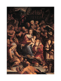 Adoration of the Magi Poster von Giorgio Vasari