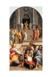 St. Jerome and the Angel of the Judgment by Bartolomeo Passarotti , 1583. Bologna, Italy Art by Bartolomeo Passarotti
