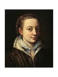 Artist's Sister, Minerva Anguissola Giclee Print by Minerva Anguissola