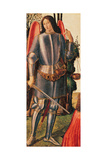 St. Michael the Archangel Posters af Cosimo Rosselli